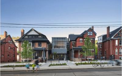 Globe & Mail Profile of Thomson House
